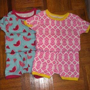 2 sets of Koala Kids pajamas